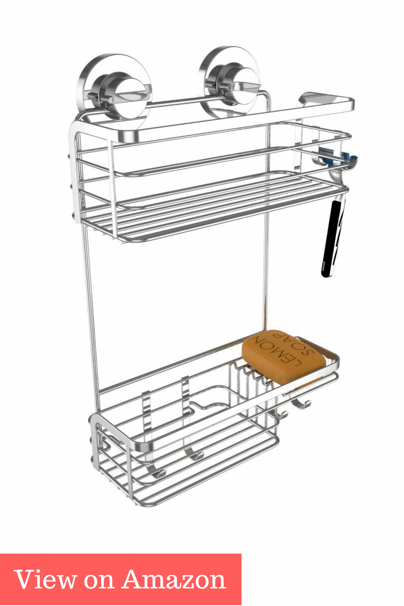 VIDAN HOME SOLUTIONS Hanging Shower Caddy