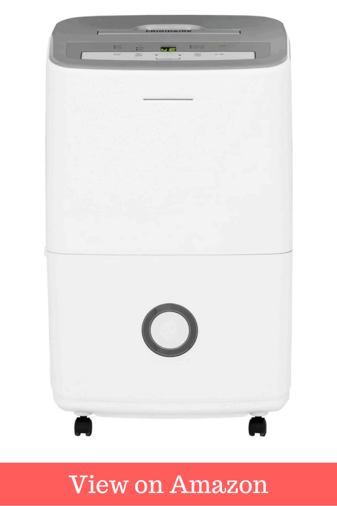 Frigidaire FFAD7033R1 70-Pint Dehumidifier with Effortless Humidity Control