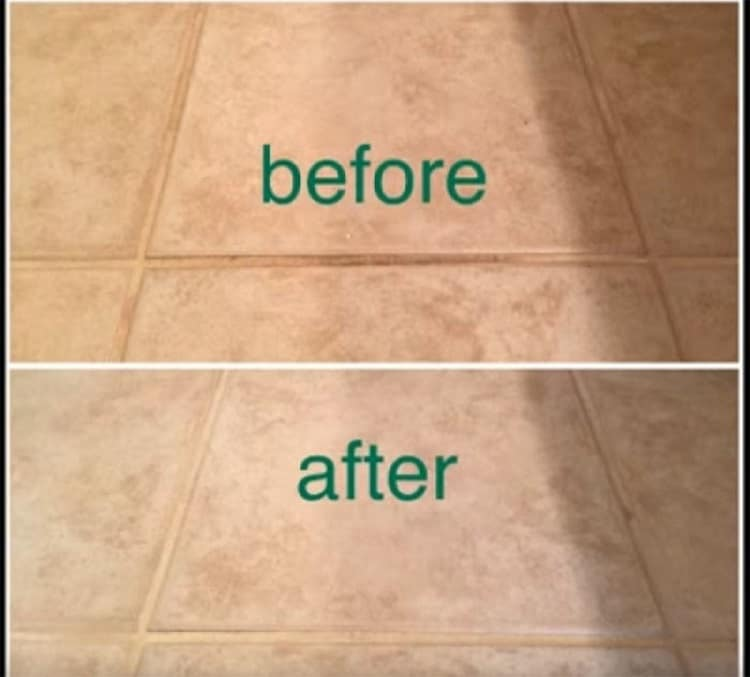 How To Clean Tile Floors With Vinegar And Baking Soda Step By Step