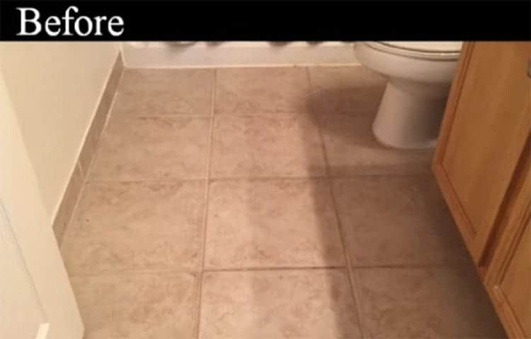 How To Clean Tile Floors With Vinegar And Baking Soda It S