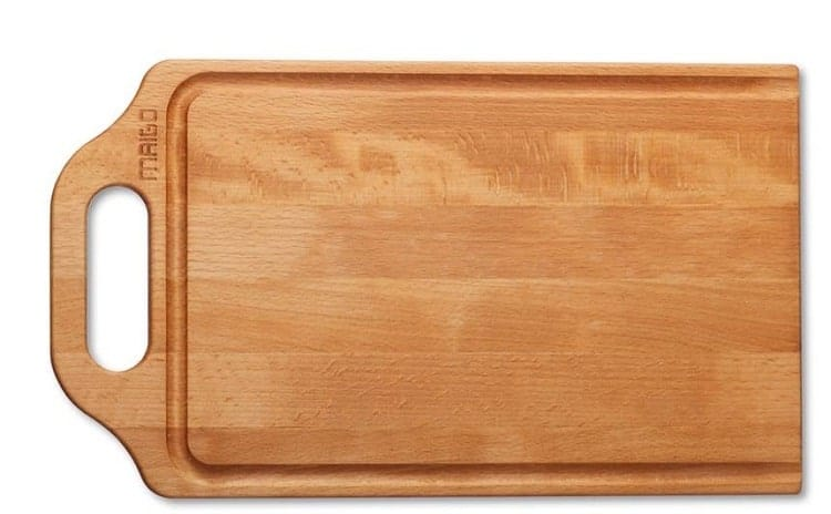 Wooden Cutting Boards example