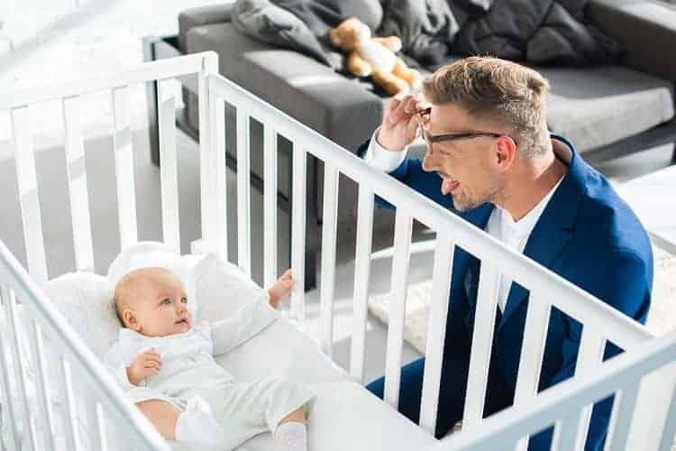high quality baby cribs