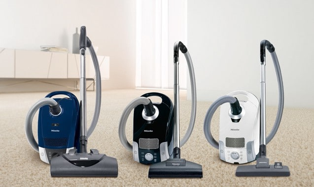 miele vacuum cleaner price