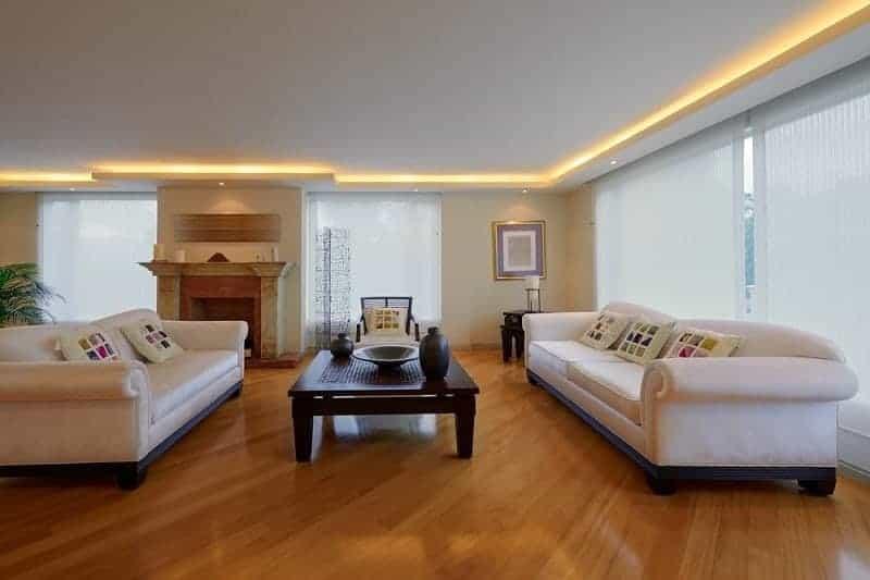 Bamboo flooring ideas