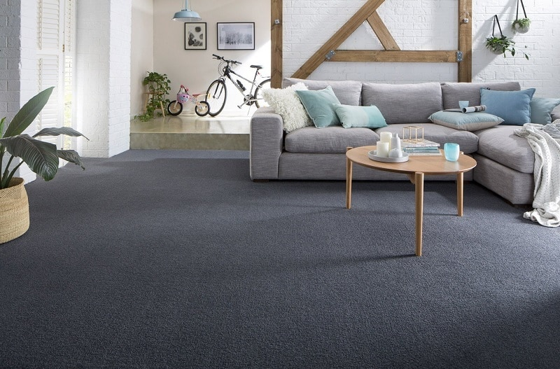 Carpet flooring option