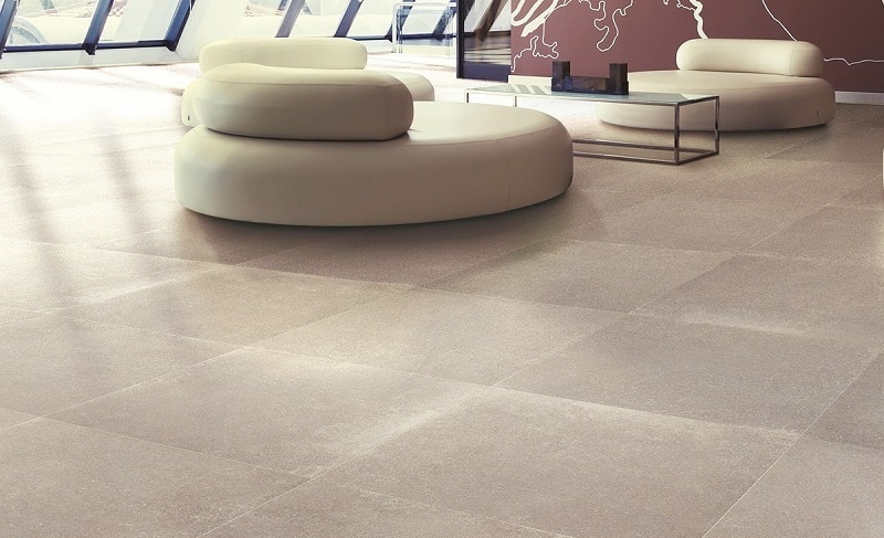 Clay Tile Flooring for bedroom