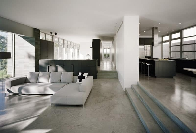Concrete flooring ideas