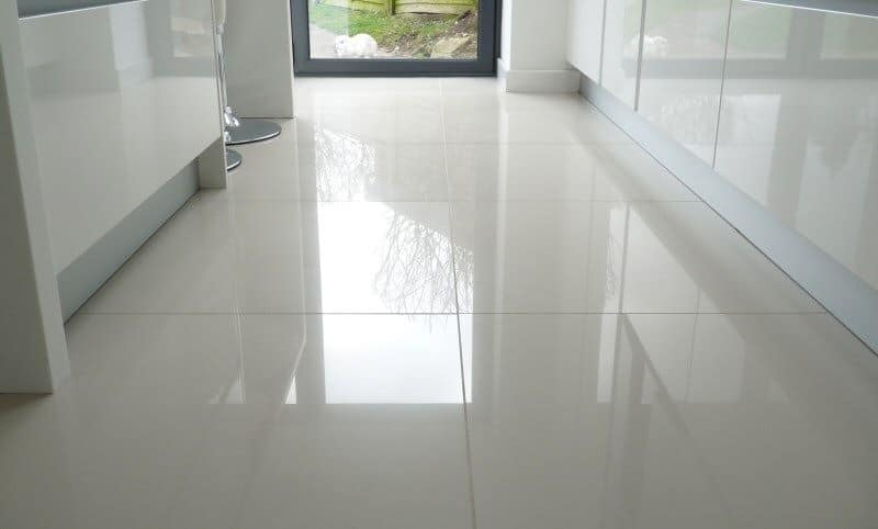 Contemporary Glass Tiles flooring