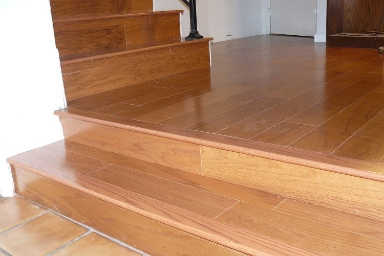 Cork Flooring for Stairs