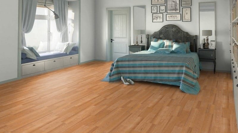 Linoleum Flooring for bedroom