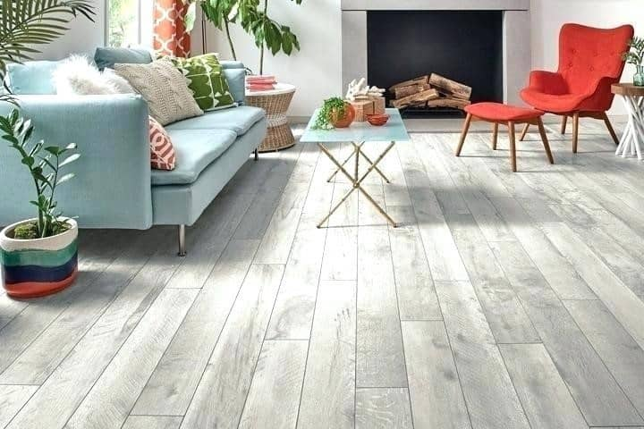 Linoleum flooring option