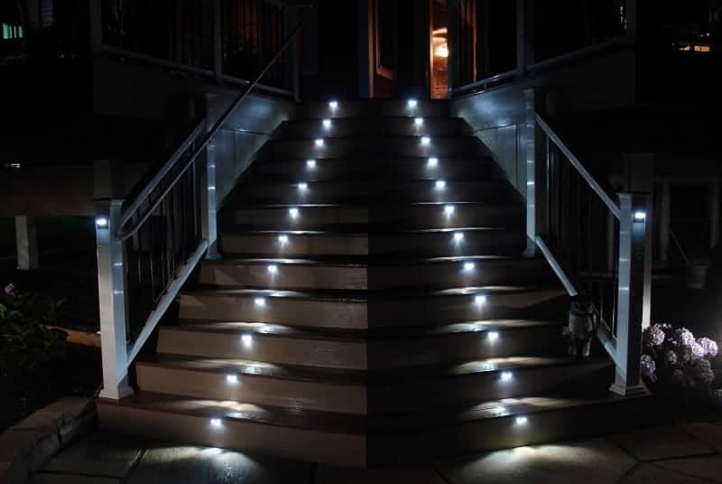 Outdoors Staircase Lights