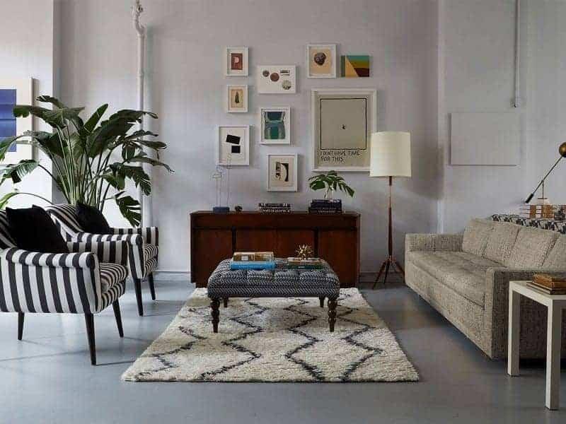 Painted Wood flooring ideas