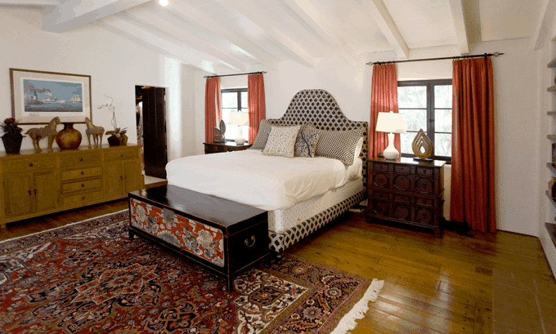 Persian Rugs Flooring for bedroom