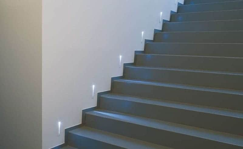 Sky Loft Staircase Lights