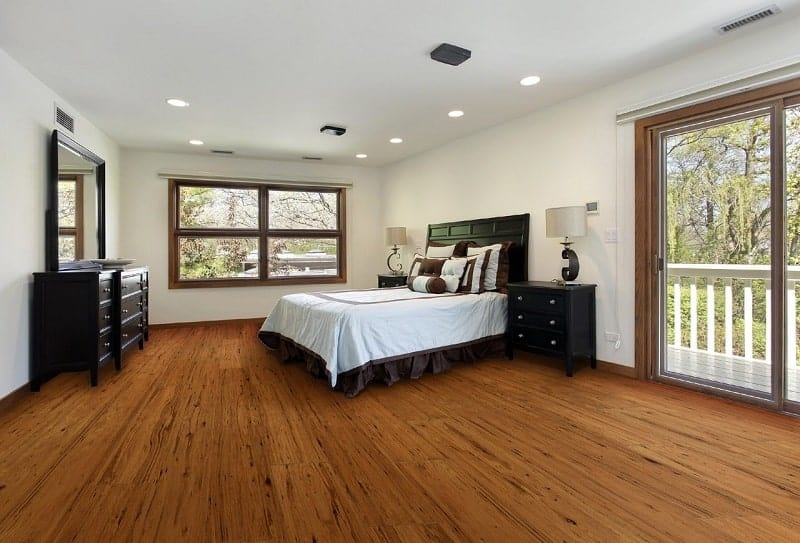 eucalyptus hardwood flooring for bedroom