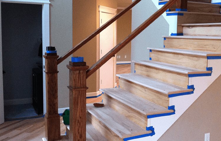 hardwood flooring for stairs