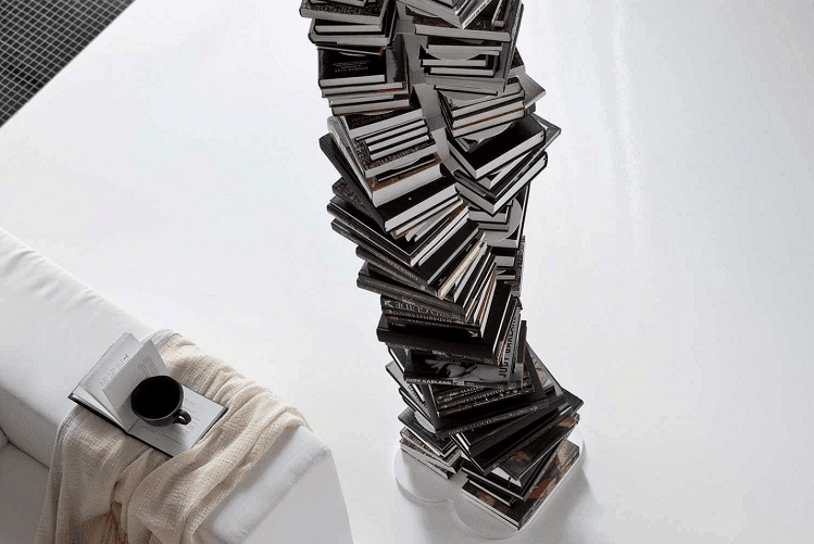 The DNA free-standing spiral Shelf