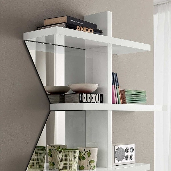 The Minerva Wall Bookcase