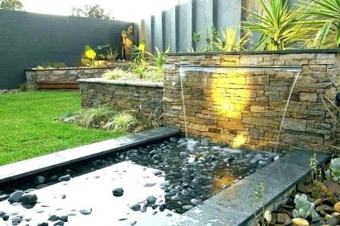 Aquifer Water Feature Landscaping