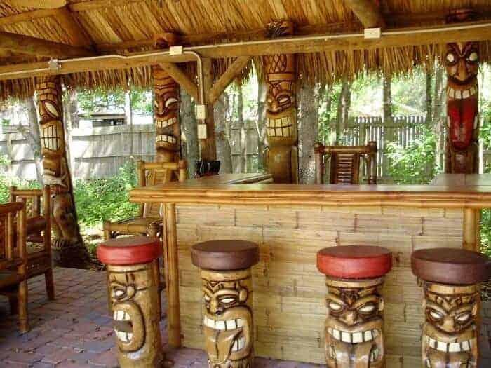 Build an Outdoor Bar