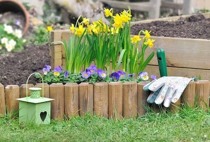 Natural Garden Beds