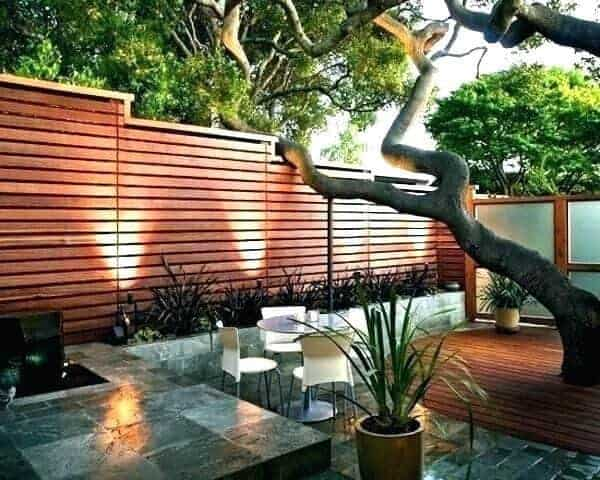 Patio Walls for Privacy