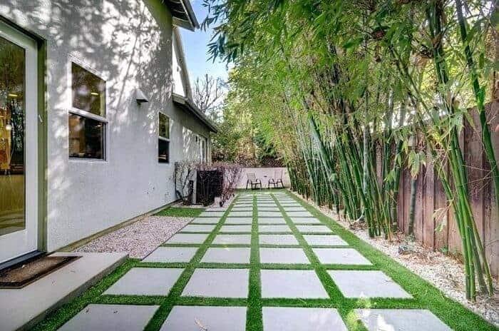 Square Walkway paver