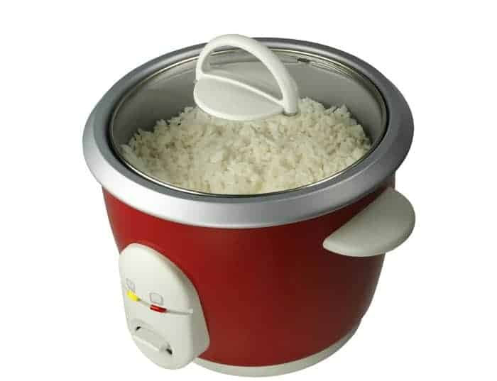 how to use a rice cooker