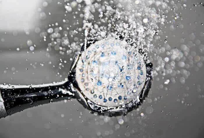handheld showerheads
